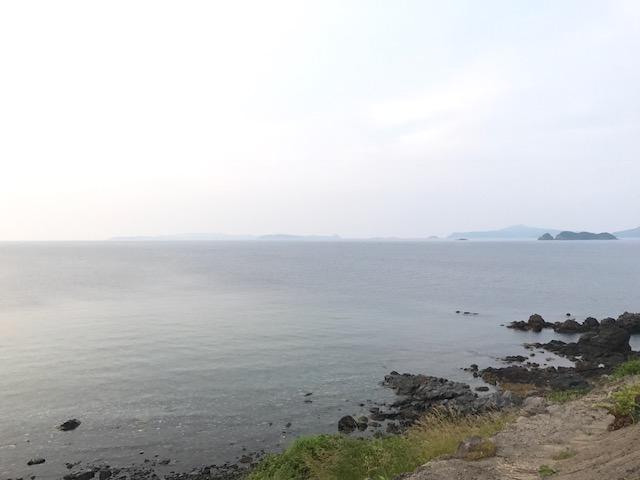 生月 隠れキリシタン 中江ノ島