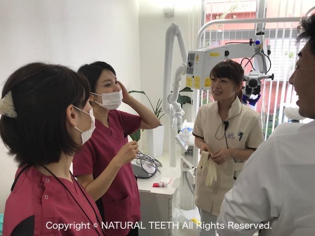 長崎 佐世保 平戸 歯科 予防 マイクロスコープ セミナー15