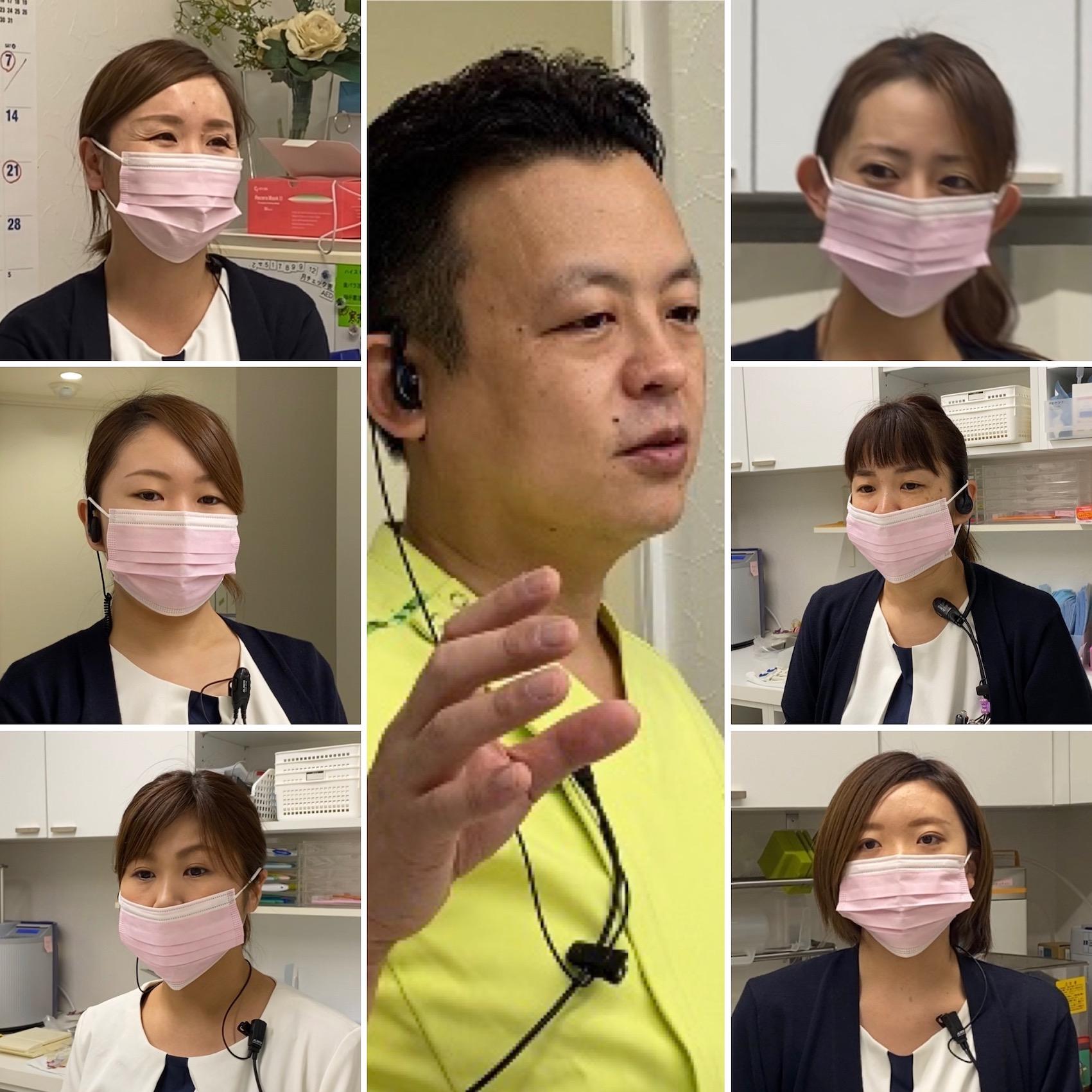 生月 歯医者 朝礼